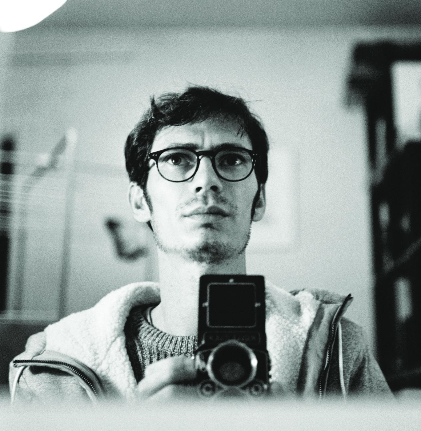 Portrait Benoît